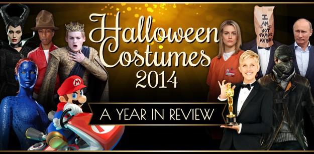 Halloween Costumes 2014
