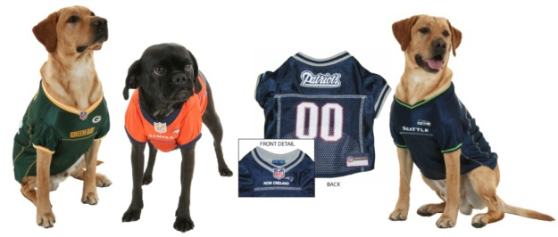 Dog Football Jerseys