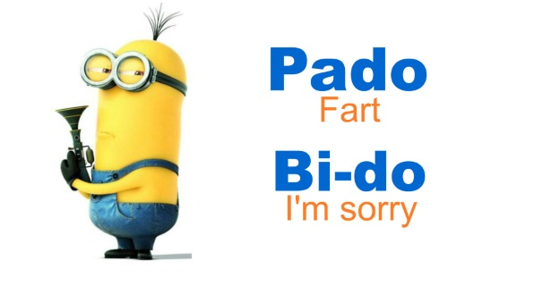 Minion Language Fart