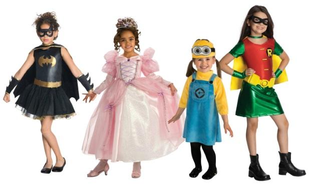 Purim Girls Costumes
