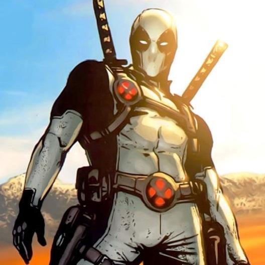 X-Force Deadpool Costume