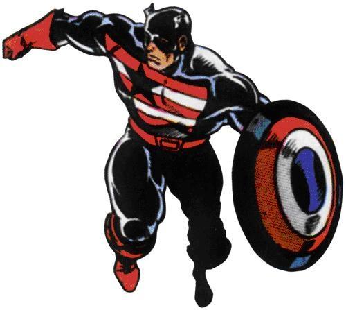 Captain America the Captain Costume