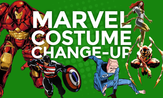 Marvel Costume Change Up Header