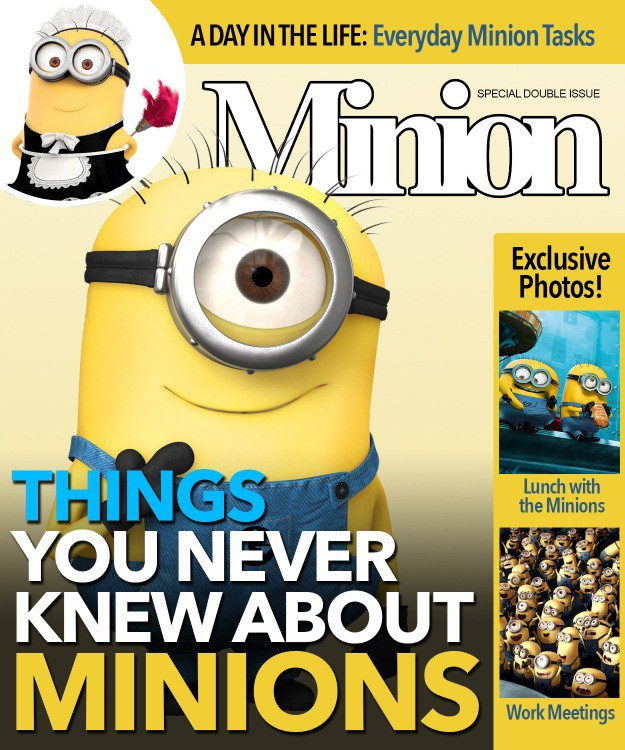 Things You Never Knew About Minions