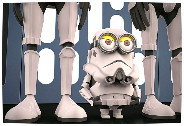 Minion Storm Trooper