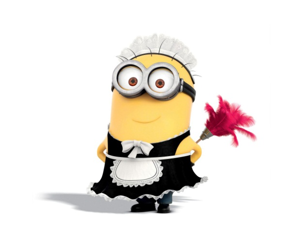 French Maid Minion