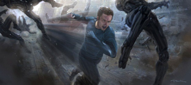 Avengers Age of Ultron Quicksilver