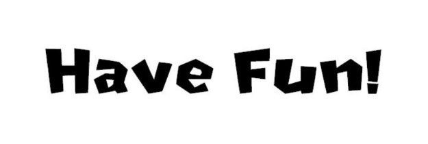 Have Fun in Mario Font