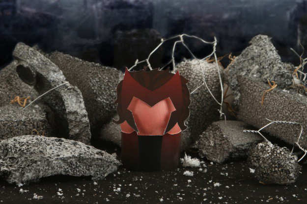 The Avengers Scarlet Witch Easter Egg