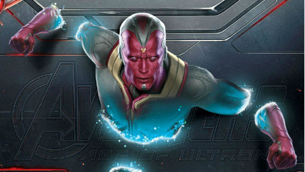 Avengers Age of Ultron Vision Powers