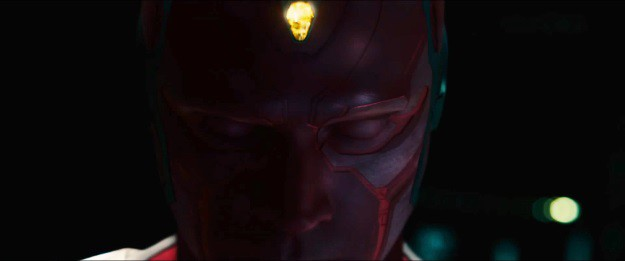 The Avengers Age of Ultron Vision Trailer Screenshot