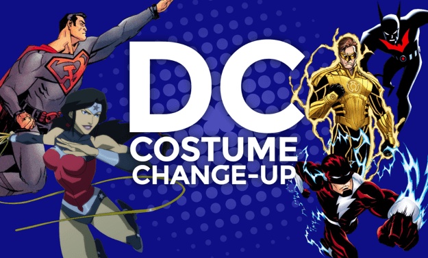 Costume Change Up DC Header