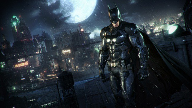 Batman Costume Arkham Knight