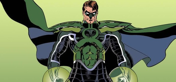 Parallax Hal Jordan Costume