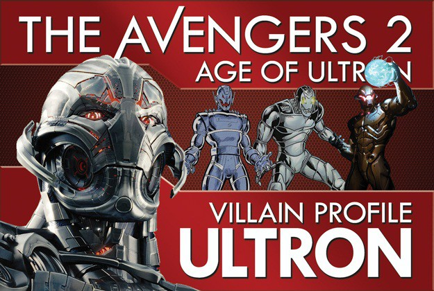 The Avengers Age of Ultron Header
