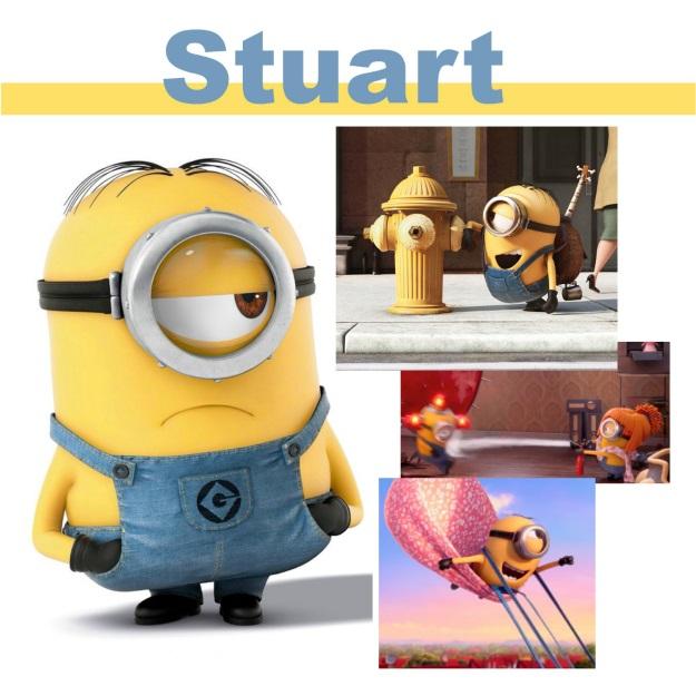 Minions - Stuart & Dave (HD) - Illumination - YouTube