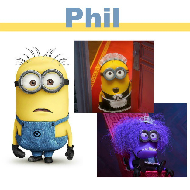b7ffceb1279 Who s That Minion  8 Despicable Me Minion Character Profiles ...