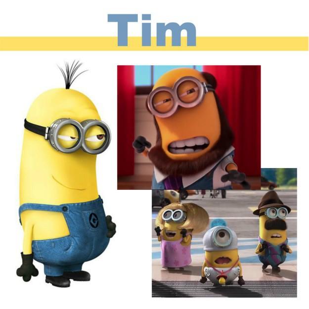 Tim Minion