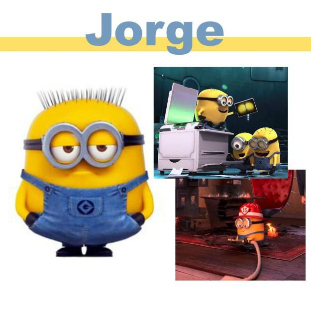 Jorge Minion