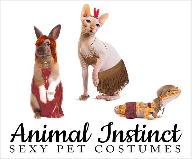 Sexy Pet Costumes
