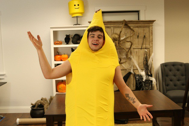 Banana Bunker costume tutorial