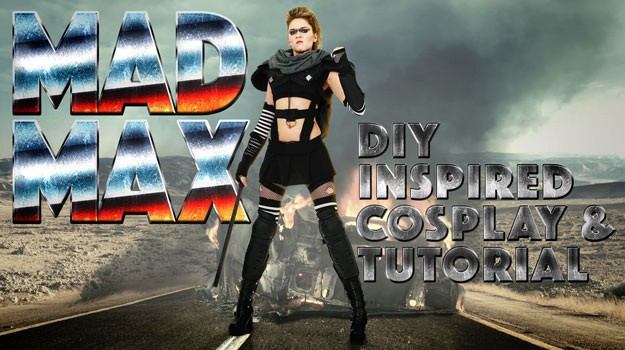 Mad Max DIY Cosplay