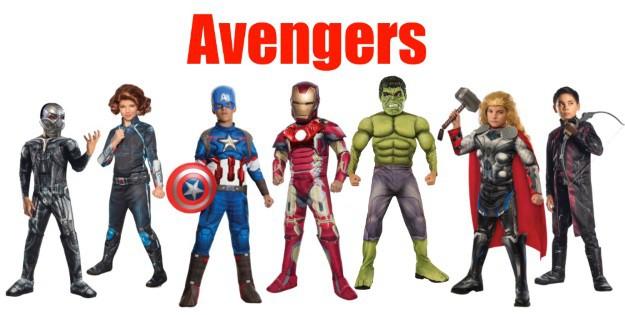 Avengers Kids Costumes.jpg  sc 1 st  Halloween Costumes & Halloween Costumes 2015: Kidu0027s Costume Ideas - Halloween Costumes Blog