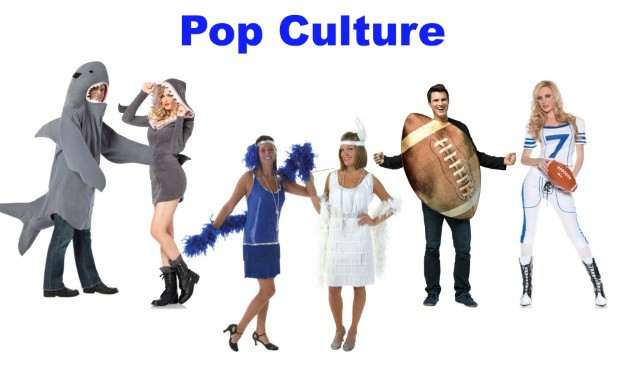 Pop Culture Couples Costumes