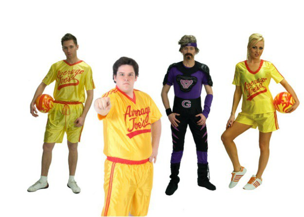 Dodgeball Costumes  sc 1 st  Halloween Costumes : dodgeball team costume ideas  - Germanpascual.Com