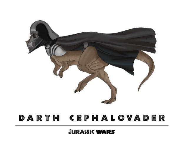 Jurassic Wars  Darth Cephalovader