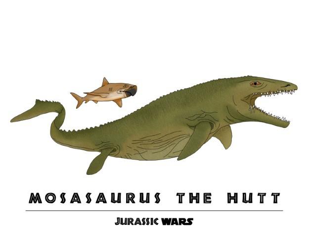 Jurassic Wars Jabbasaurus