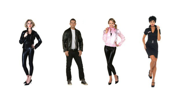 Grease Group Costume