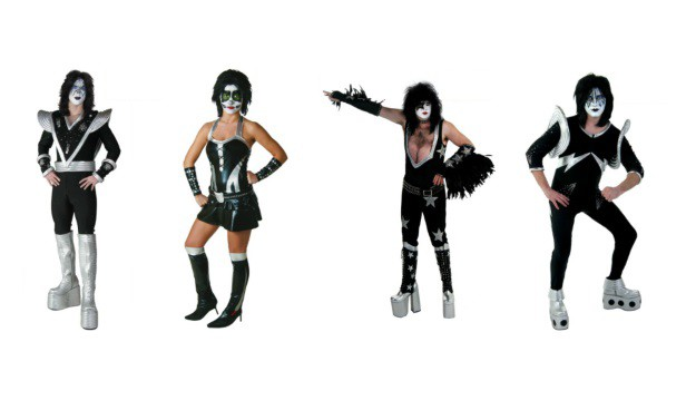 group halloween costume ideas costumes through time
