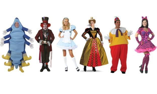 Group Halloween Costume Ideas: Costumes