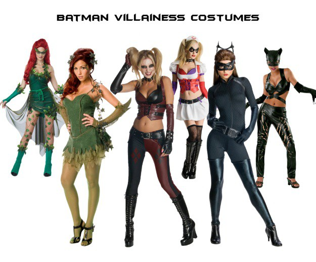 Batman Villainess Costumes