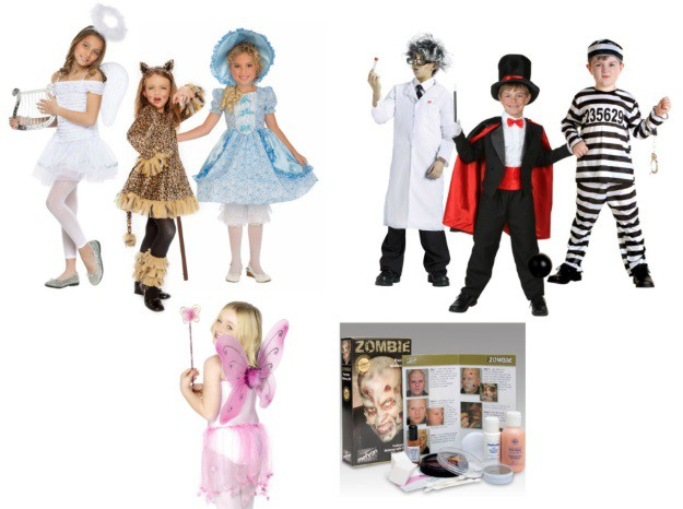 Old Halloween Costumes for Kids