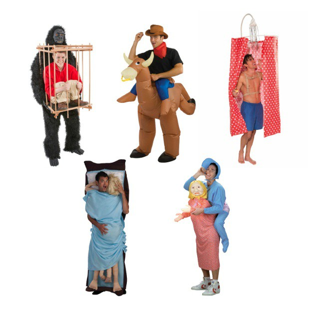 Funny Prop Costumes