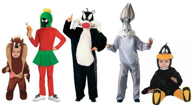 Nostalgic Halloween Costumes Looney Tunes