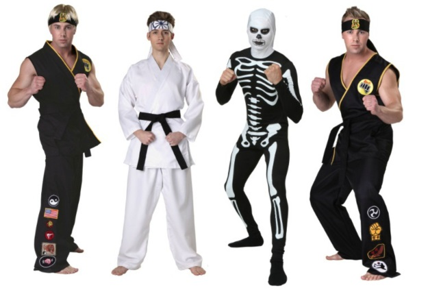 Nostalgic Halloween Costumes Karate Kid