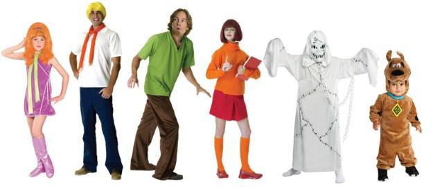 Nostalgic Halloween Costumes Scooby Doo