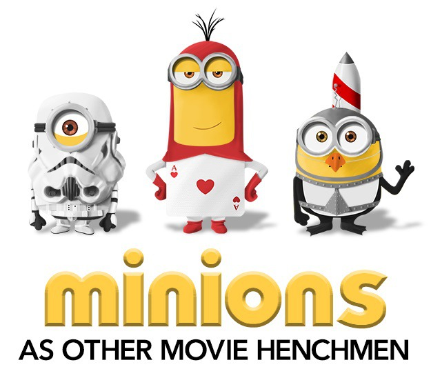 Minions as Other Henchmen