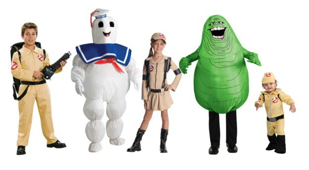 Ghostbusters Group Costumes  sc 1 st  HalloweenCostumes.com Blog & HalloweenCostumes.com Blog