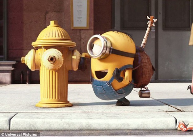 Stuart Hitting On Fire Hydrant.JPG
