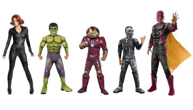 Disney Costumes Avengers