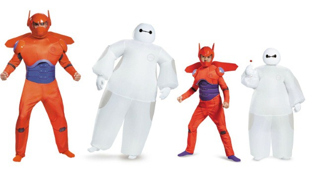 Disney Costumes Big Hero 6