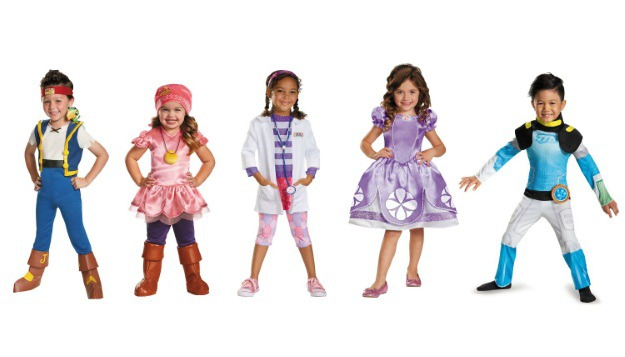 Disney Junior Costumes