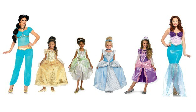 Disney Costumes Princesses