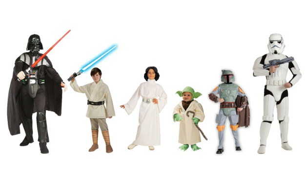 Disney Costumes Star Wars