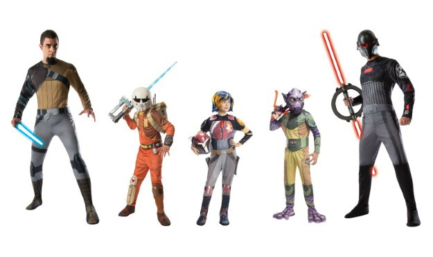 Disney Costumes Star Wars Rebels