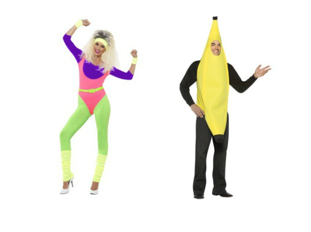 banana split couples costume